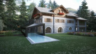 Villa GRD – Campo Principe – Large and luxurious property to be restored at the start of the lifts