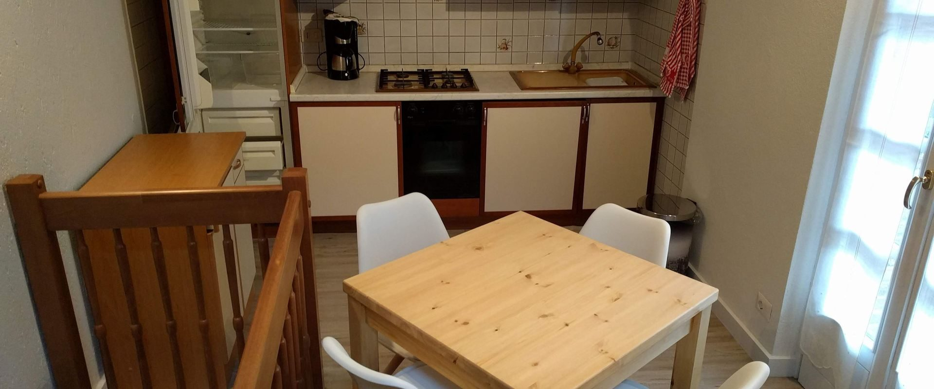 Old Village – Apartment in alpine style recently renovated on 4 floors