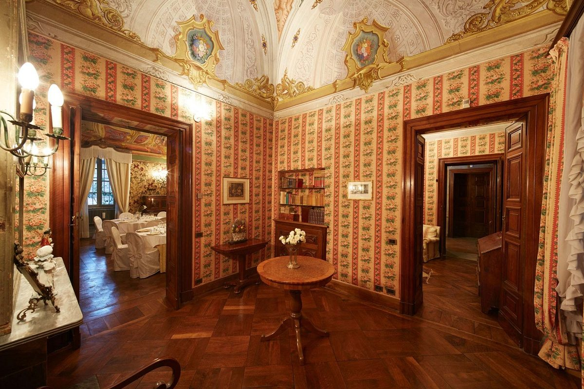 19th Century Mansion in Boves close to Cuneo