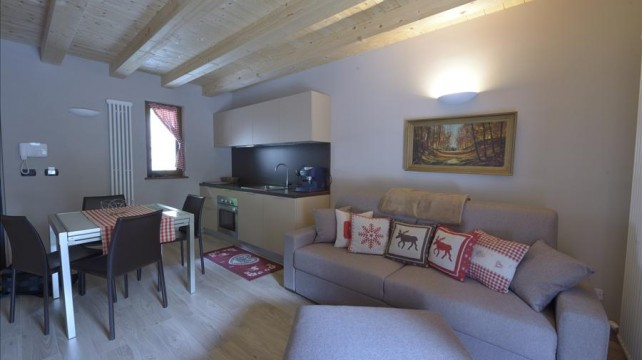 B.go Fantino – Newly built apartment in Residence